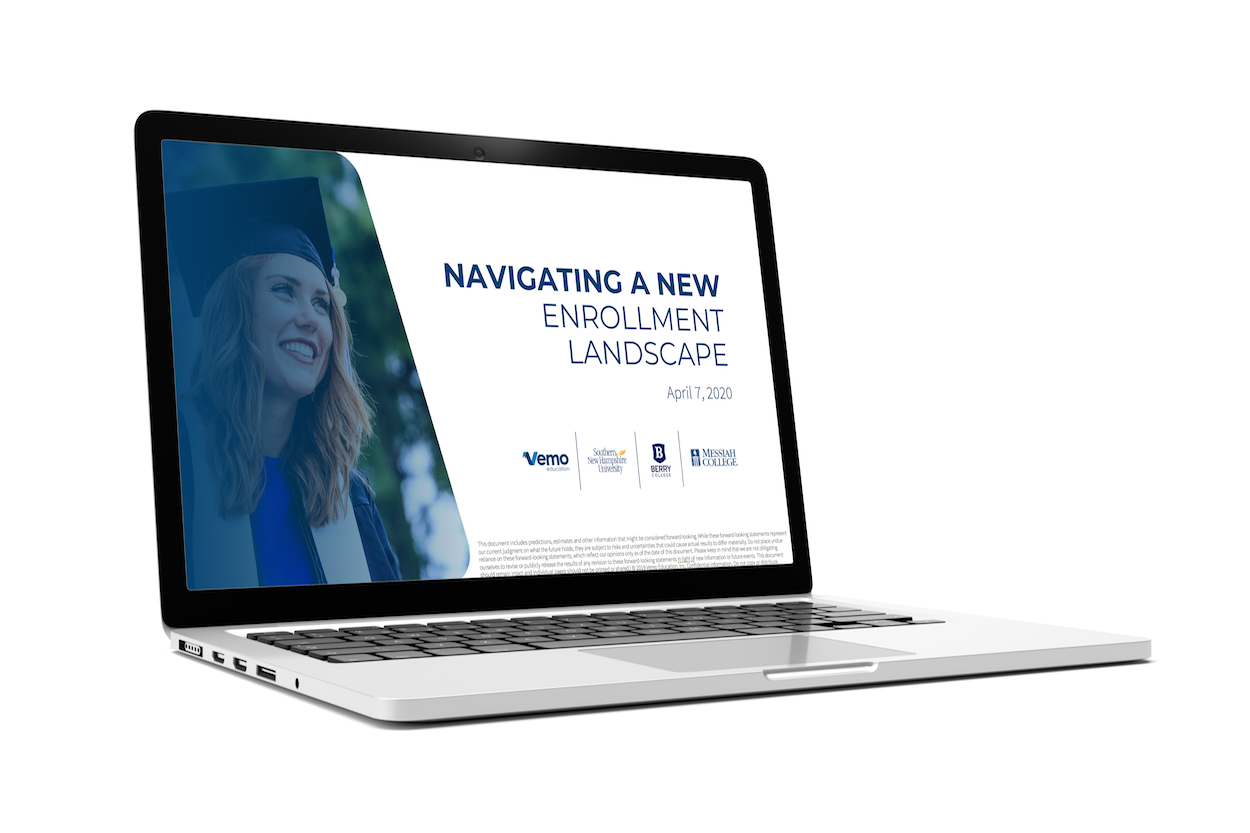 Navigating a new enrollment landscape
